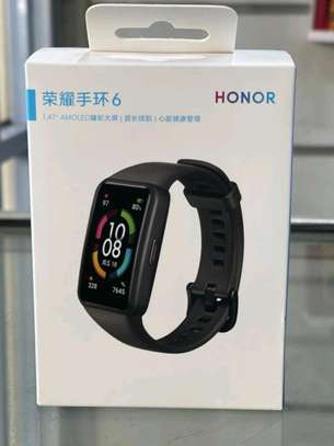 Huawei Honor Band 6 brand new and sealed in a shop image 1