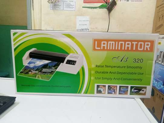 A3 Laminating machine image 1