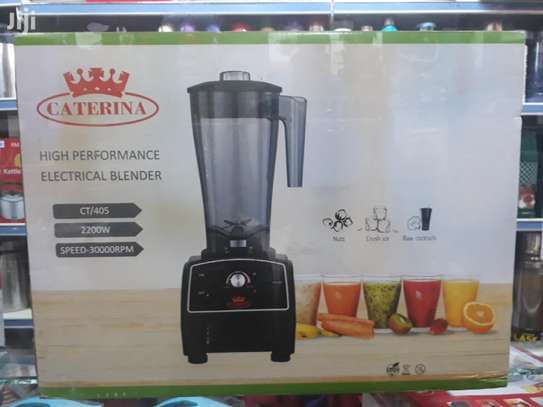 CATERINA COMMERCIAL BLENDER 2200W CT/405 image 2