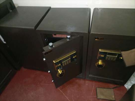 Fire proof safe box image 1