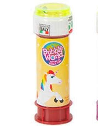Kids soapy bubble blower wands image 3