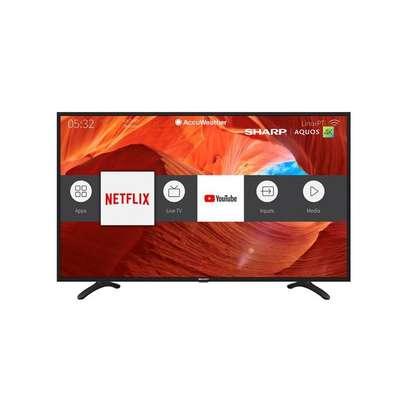 32 inch Vision Plus Smart LED TV , NETFLIX, YouTube image 1