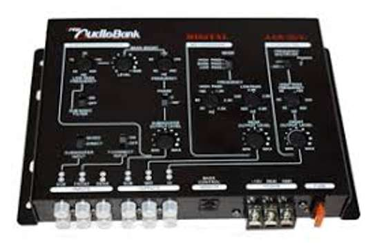 Boschmann (EQX-75PRO) 7 Band Car Graphic Equalizer. image 1