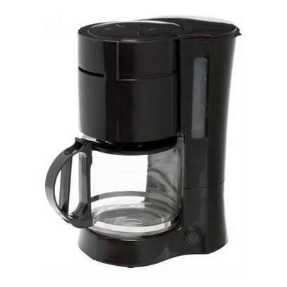 Coffee Maker – 1.2 Litres Anti Drip – Black image 1