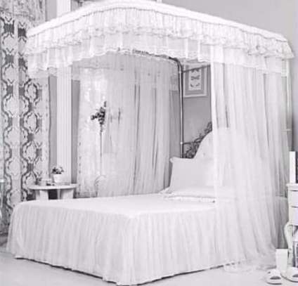 Quality Mosquito Nets: Round,Double decker,Rail,Stand Net image 2