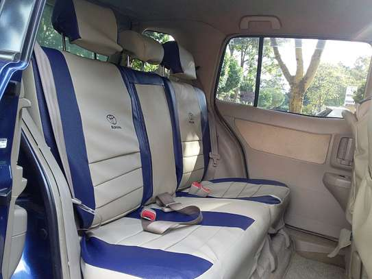 Rain Car seat covers image 4