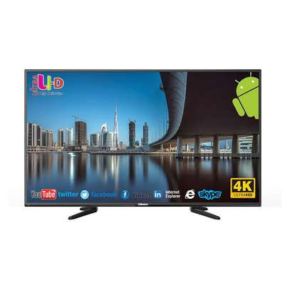 Nobel 50 inches digital smart android 4k TV