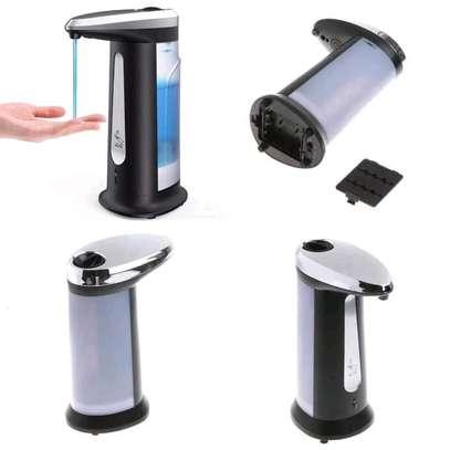 480ml automatic soap dispenser image 1