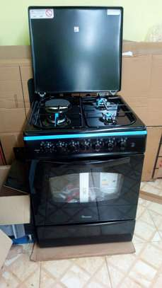 Rantoms 3 gas 1 Electric Cooker image 1