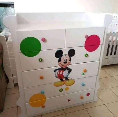 Chest of drawers  for both kids. image 4