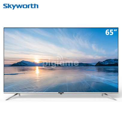 Skyworth 65 inches Android Smart UHD-4K Digital TVs