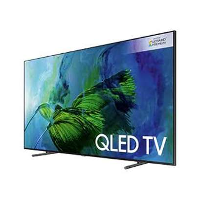 TCL 75 inch smart Android QLED TV image 1