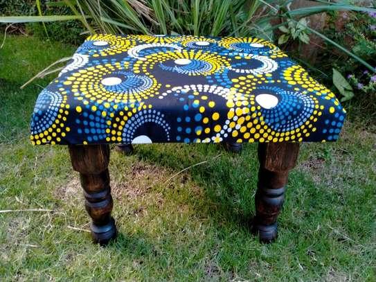 Foot stools image 2