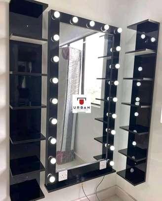 Mountable Dressing mirrors/dressing unit set image 1