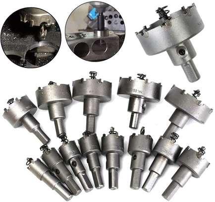 HSS Carbide Steel Hole Saw (Choose Size) image 5