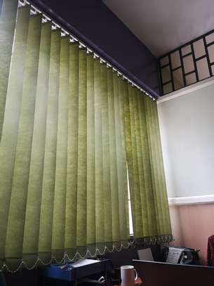 Apartment office blinds image 2