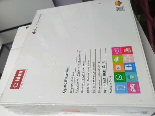 New C idea 7 ″ 16 GB Dual SIM 4G Lte image 4