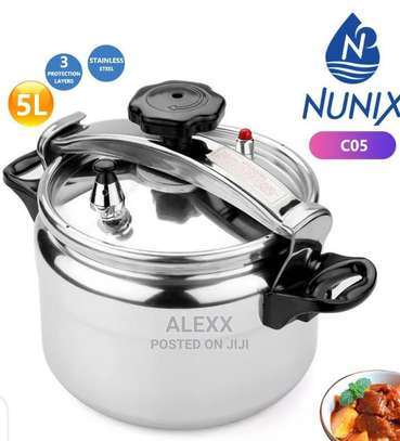 5litre Pressure Cooker image 1