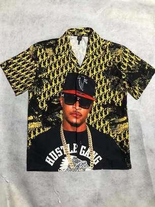 Mens  designer shirts image 10
