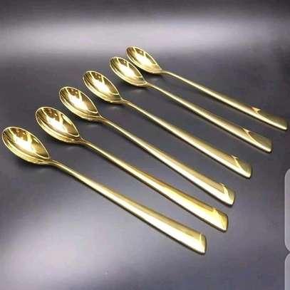 Long twa spoons image 1