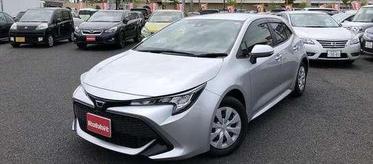 2018 Toyota Corolla Sport GZ CVT 3BA-NRE210H image 1