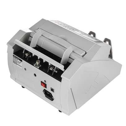 Money Counter for EURO US DOLLAR Bill Cash Counting machine image 2