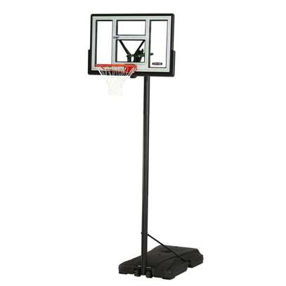Adjustable Portable Basketball Hoop + 1 BasketBall
