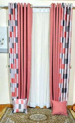 linen style cheap curtains and sheers image 5