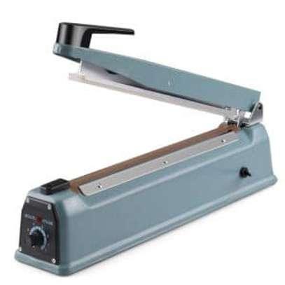 Sealing Machine For Plastic Bag Sealer image 1