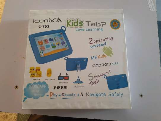Kids tablets iconix C-703. image 1