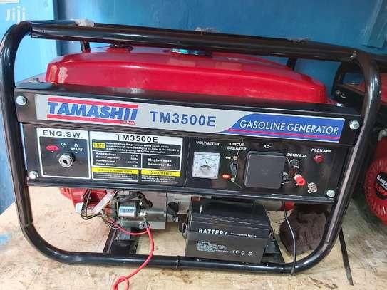 Tamashii 2.5kva Tm2800e Gasoline Petrol Generator image 1