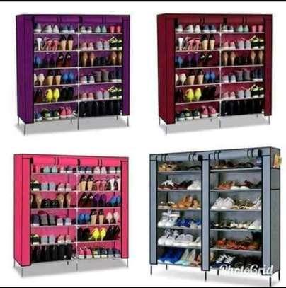 36 pairs shoe rack image 2