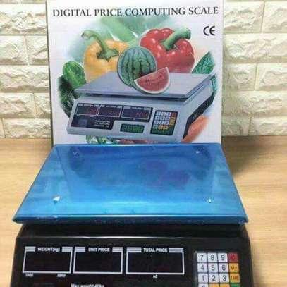 Digital Weighing Scale image 2