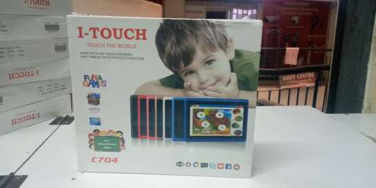 I TOUCH KIDS TABLET image 2
