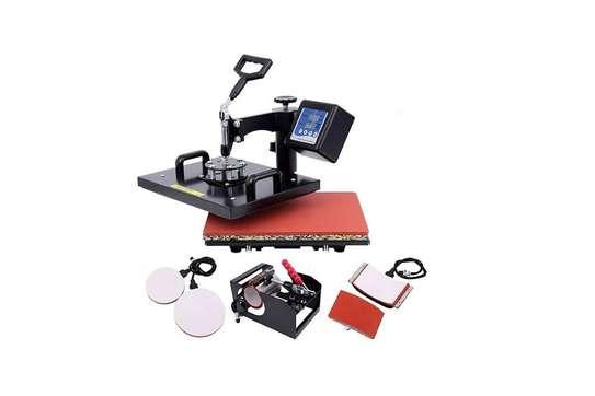 8 in 1 combo heat press machine image 2