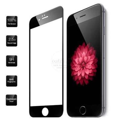 5D Full Glue Anti-spy Privacy Screen Protector For iPhone 6+/6S Plus image 2