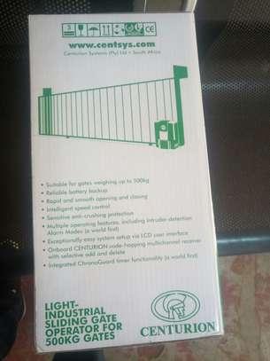 sliding gate Motors installation in kenya image 3