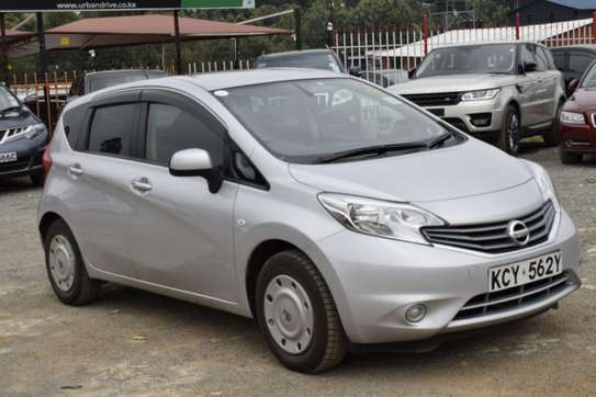 Nissan Note 2013 S