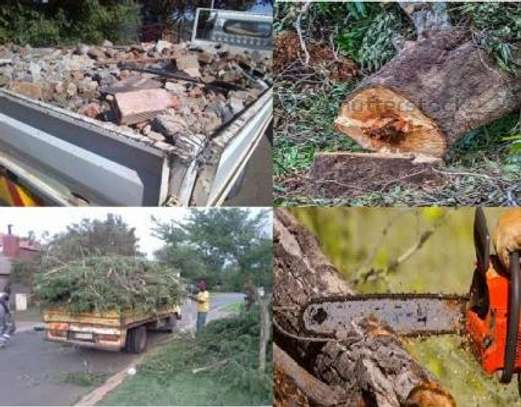RUBBLE REMOVAL/TREE FELLING/DEMOLITION/SITE CLEARANCE-KENYA image 14