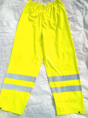reflective waterproof trouser image 3