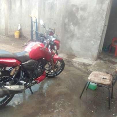 Motorbike tvs image 1