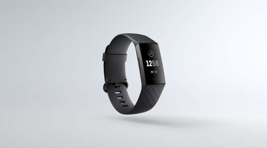 Fitbit Charge 3 Advanced fitness Tracker image 1
