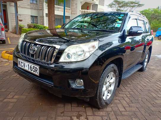 Toyota Prado J150 For Hire image 1