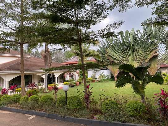 5 bedroom house for rent in Gigiri image 12