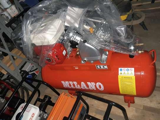 air compressor100l petrol machine