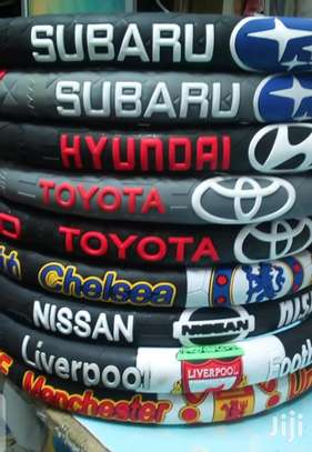 Brand new customized steering covers for all models image 1