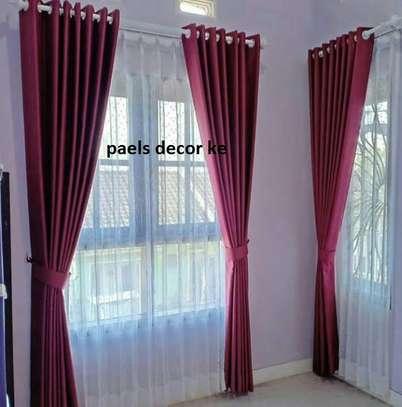 Fashionable curtains image 3