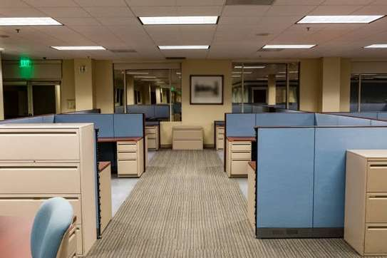 Furnished 1200 ft² office for rent in Nairobi Central image 2