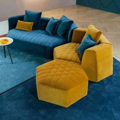 Sectional couch/seven seater sofas/corner sofas/L shaped sofas image 1