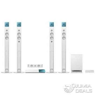 Sony Blu ray Hometheatre BDV-N9200WL, White colour image 1